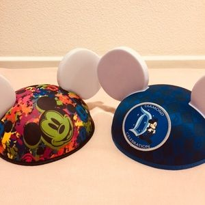 Disney Parks Mickey Ear Hats 💫 LIGHTS UP!
